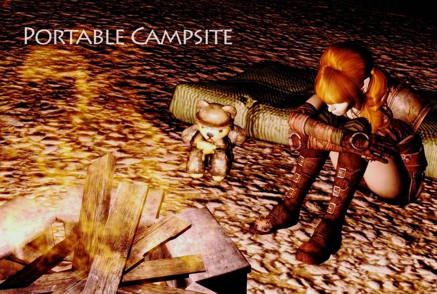 Portable-Campsite