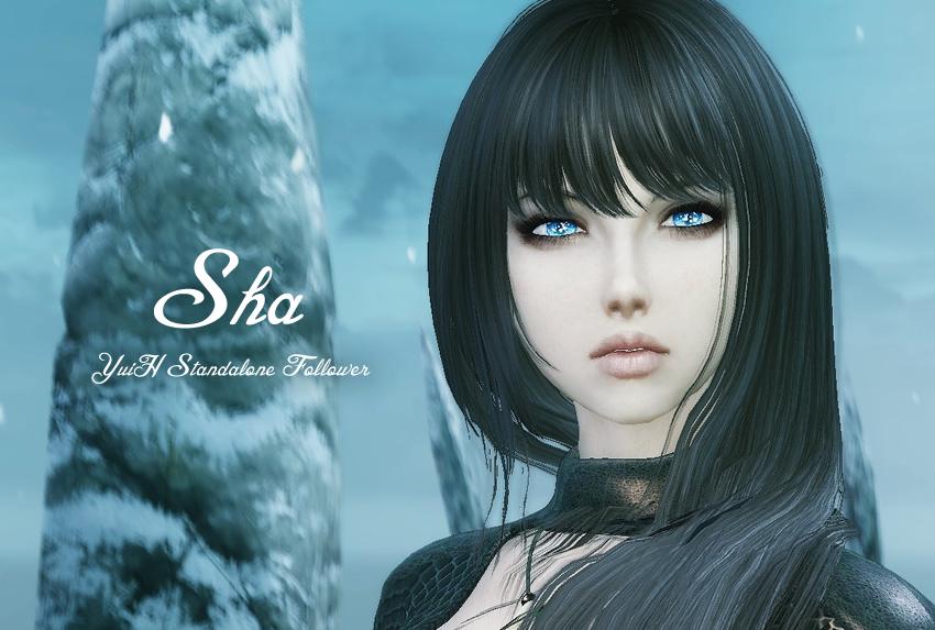 YuiH Standalone Follower – Sha