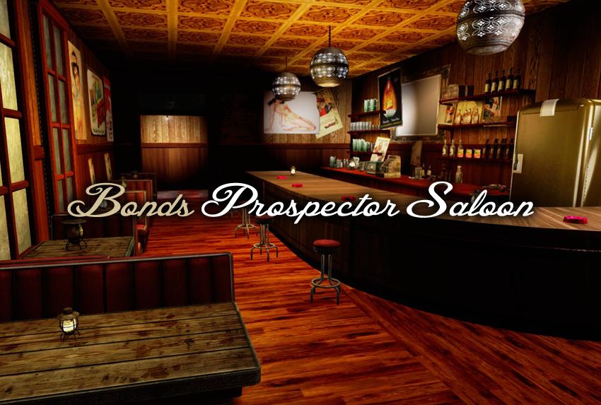 Bonds Prospector Saloon