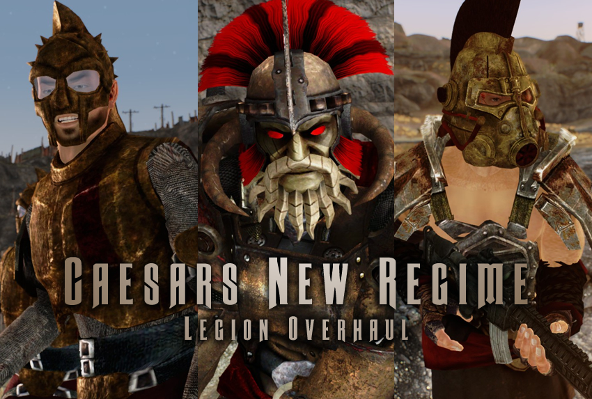 Caesars New Regime – Legion Overhaul