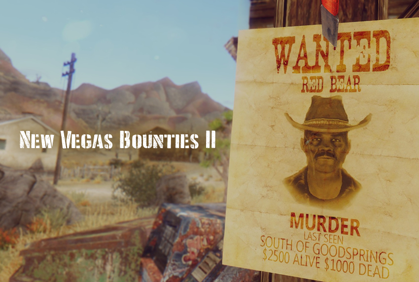 New Vegas Bounties II