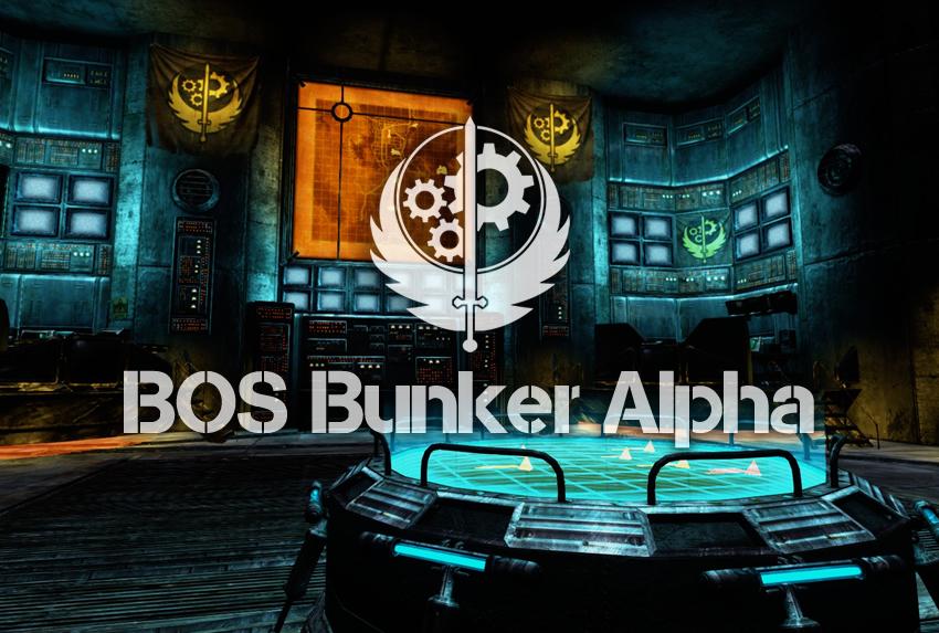 BOS Bunker Alpha