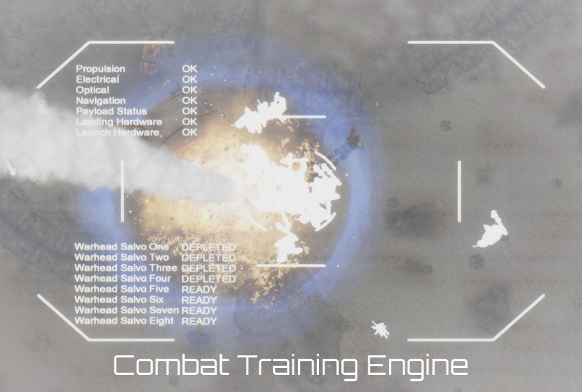 Combat-Training-Engine