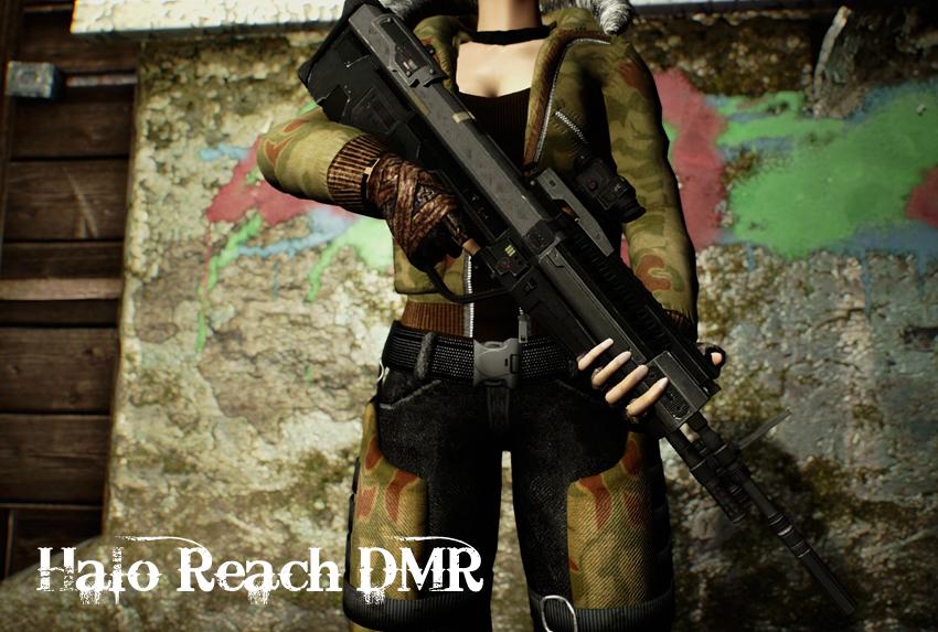 Halo Reach DMR