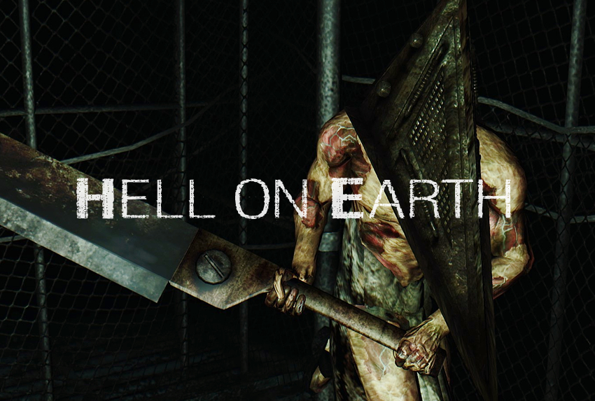 Hell on Earth – Horror Mod