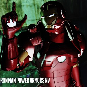 Iron Man Power Armors NV
