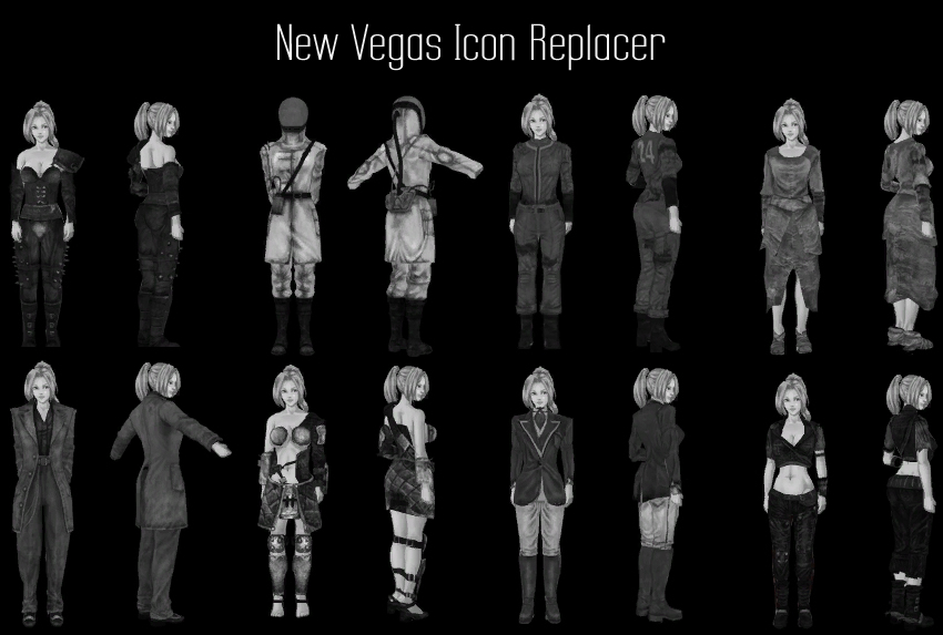 New Vegas Icon Replacer