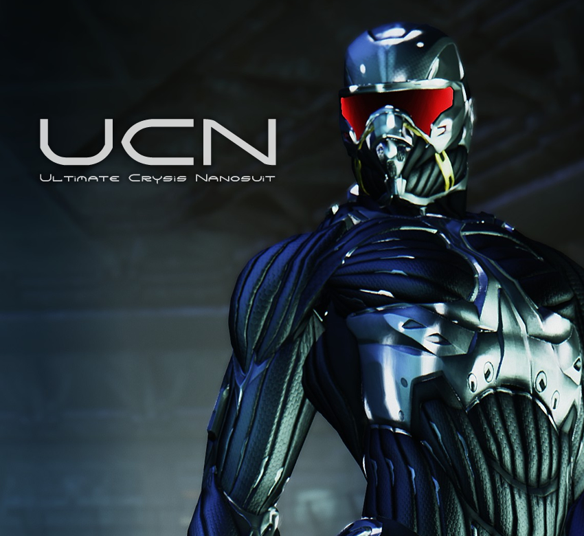 Ultimate-Crysis-Nanosuit
