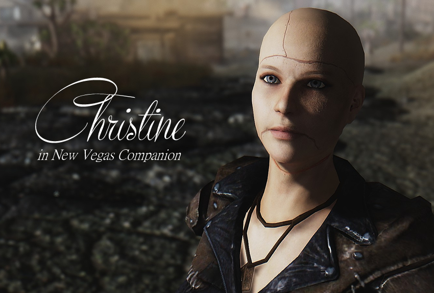 Christine in New Vegas Companion