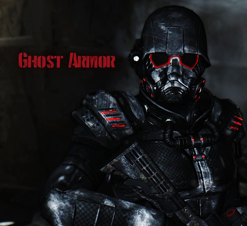 Ghost Armor