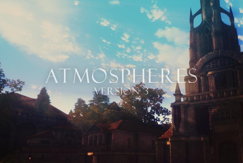 atmospheres version 3