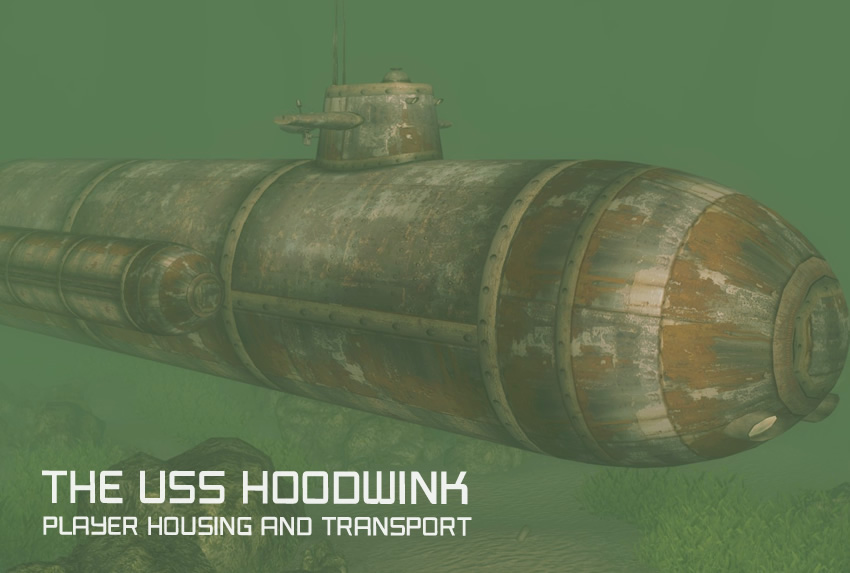 TTW – The USS Hoodwink