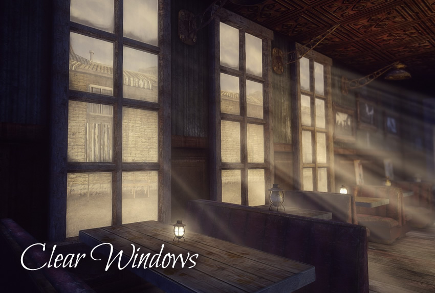 Clear Windows