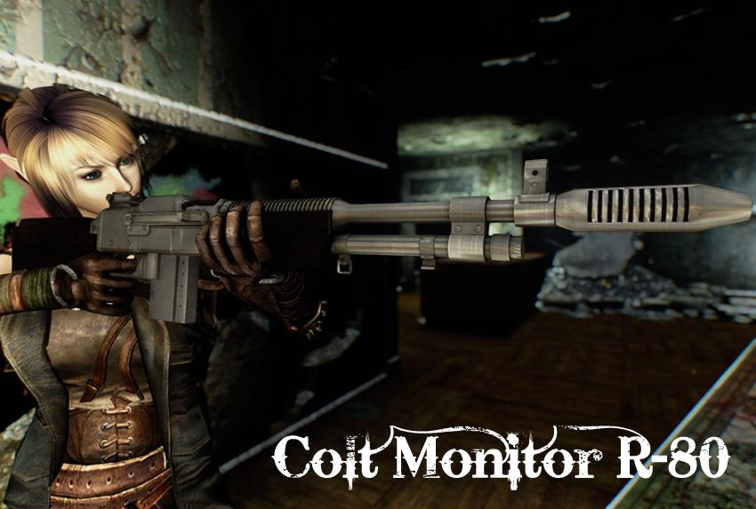 Colt Monitor R-80