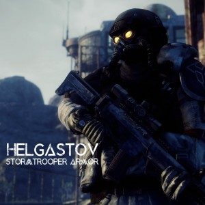 Helgastov Stormtrooper Armor