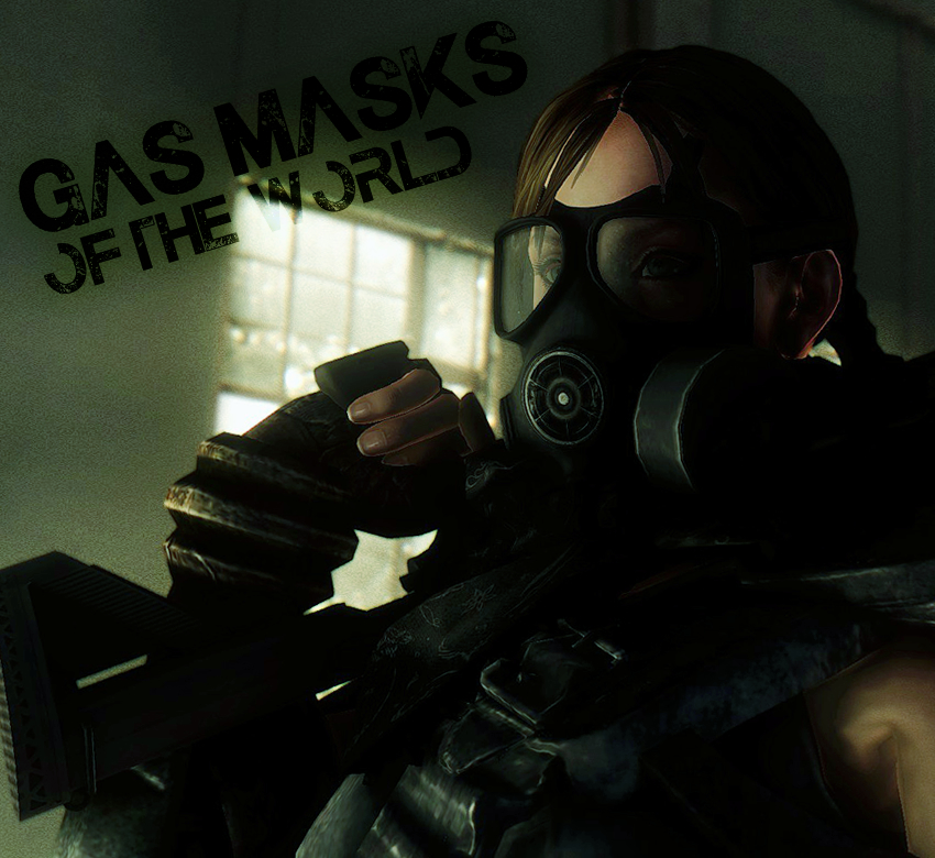 Gas Masks of the World