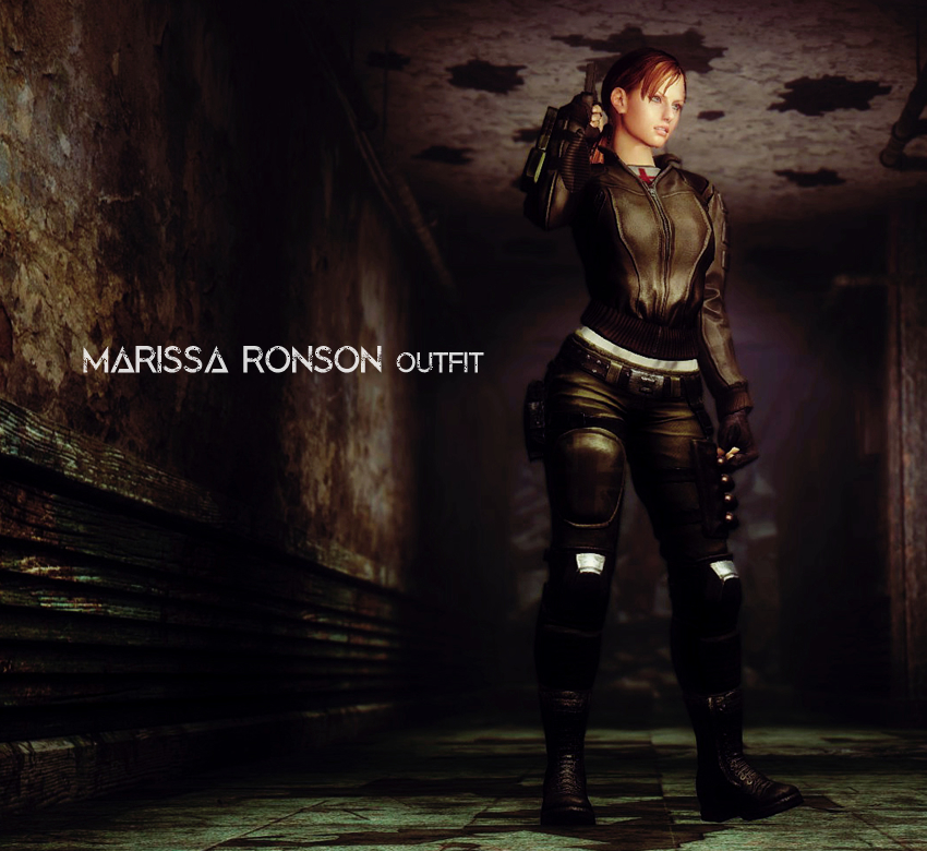 Marissa Ronson Outfit