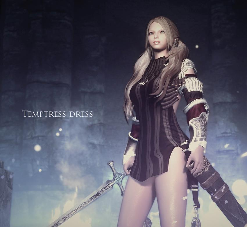 Temptress dress