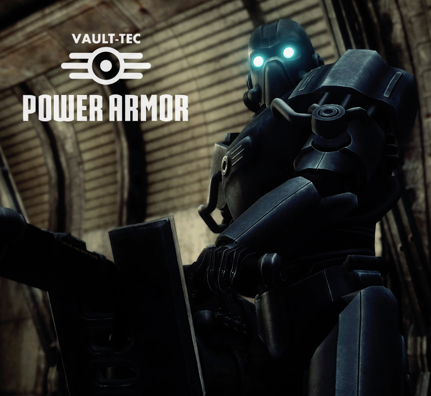 VaultTec Power Armor