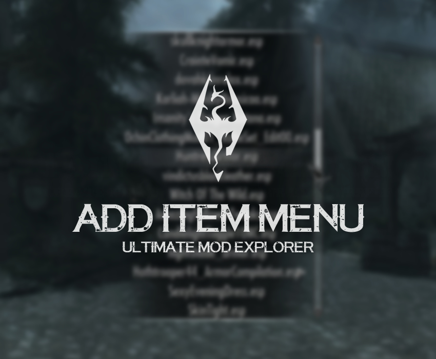 additem-Ultimate-Mod-Explorer