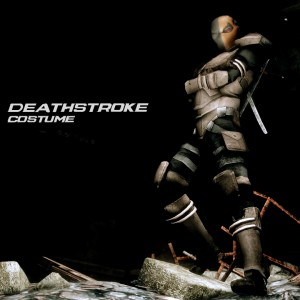Deathstroke Costume
