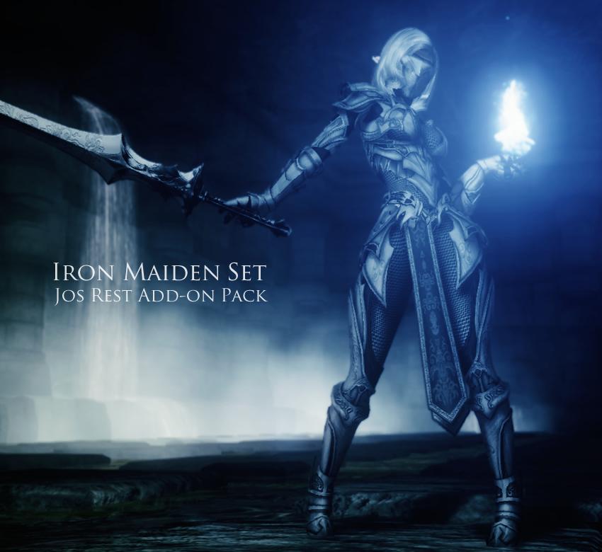 Iron Maiden Set – Jos Rest Add-on Pack