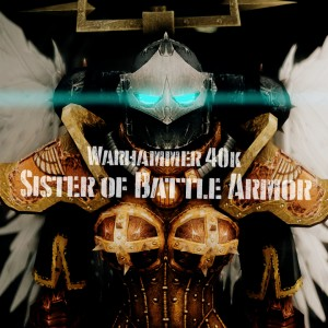 Warhammer 40k Sister of Battle Armor