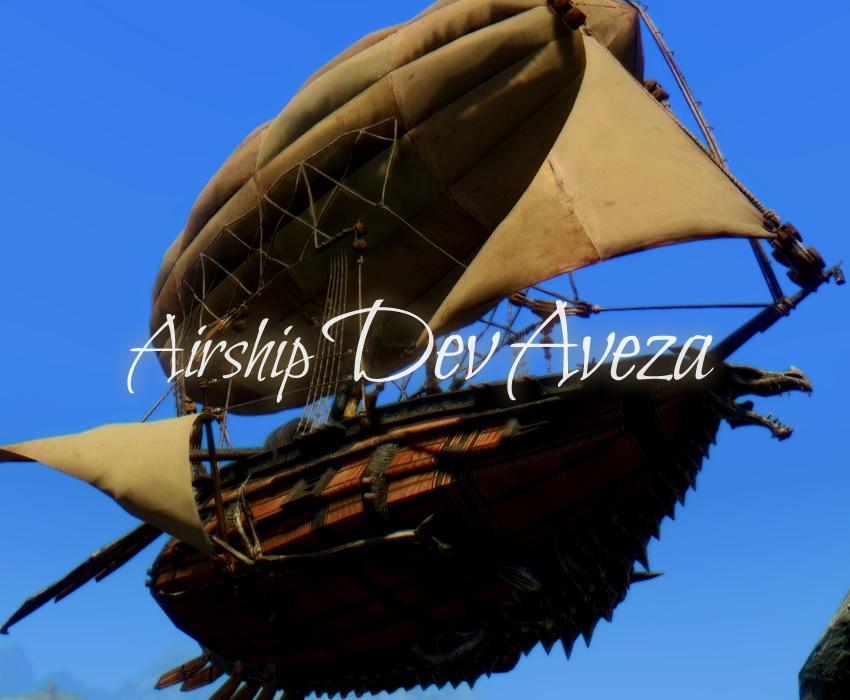 Airship – Dev Aveza