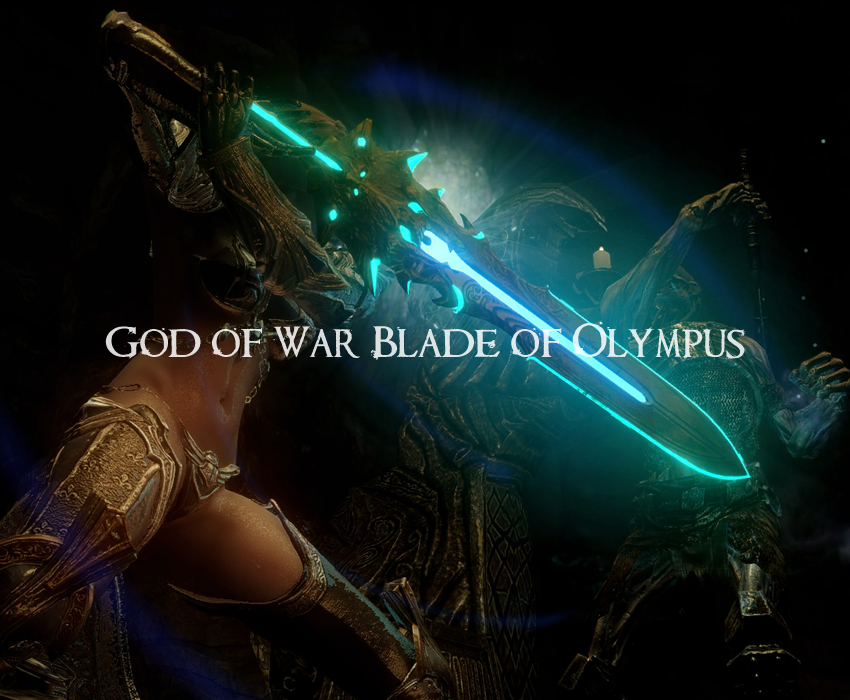 God of War – Blade of Olympus