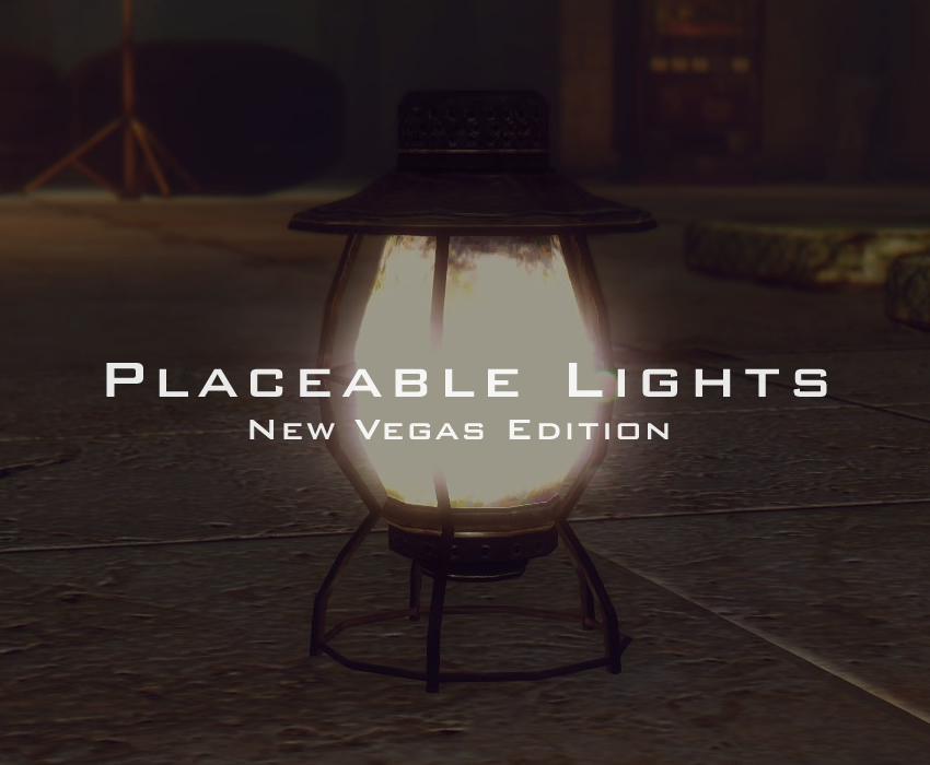 Placeable Lights – New Vegas Edition