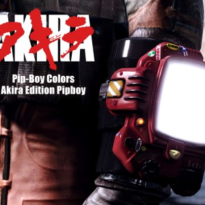 Pip-Boy Colors (Akira Edition Pipboy)