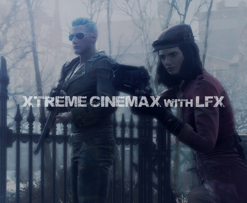 Xtreme CinemaX with LFX