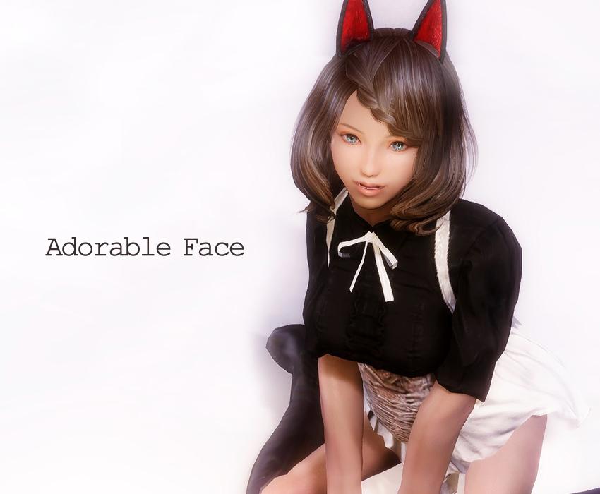 Adorable Face