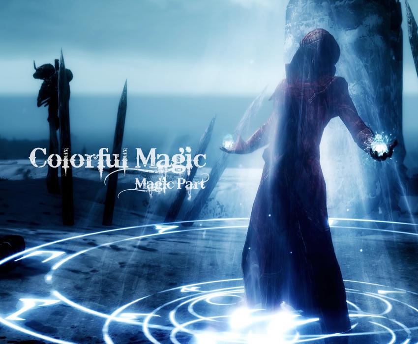 Colorful Magic:魔法編