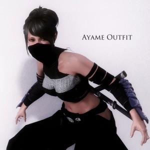 Ayame Outfit
