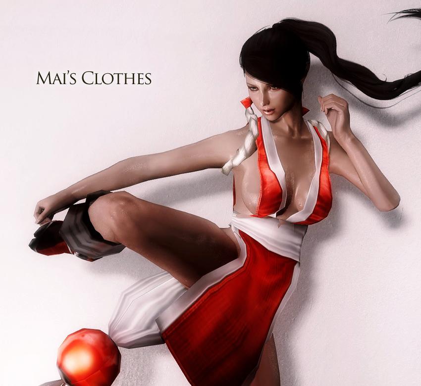Mai's Clothes