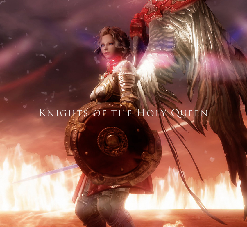 Knights of the Holy Queen