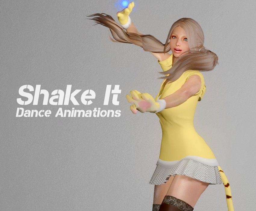 Shake It – Dance Animations