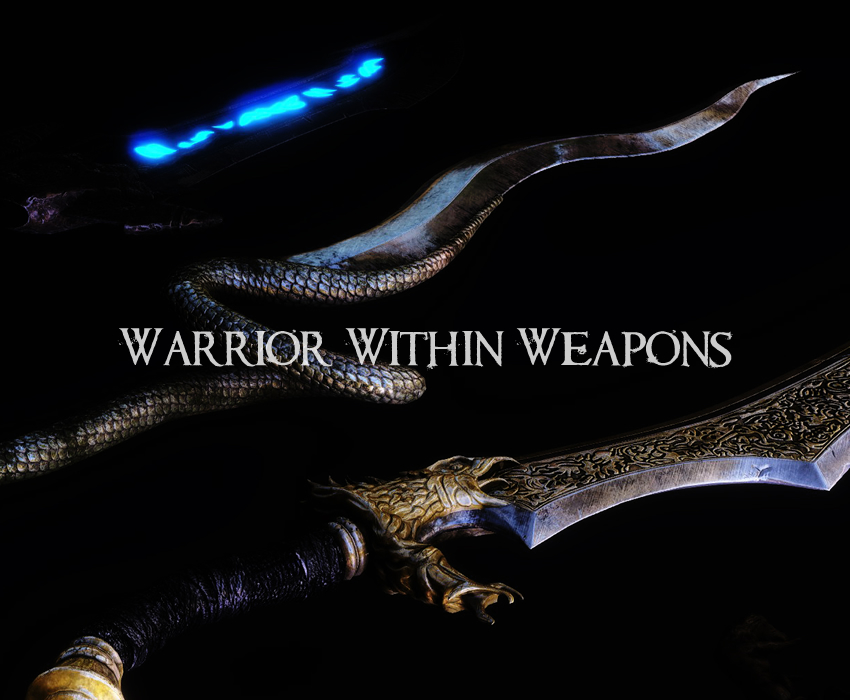Warrior Within Weapons