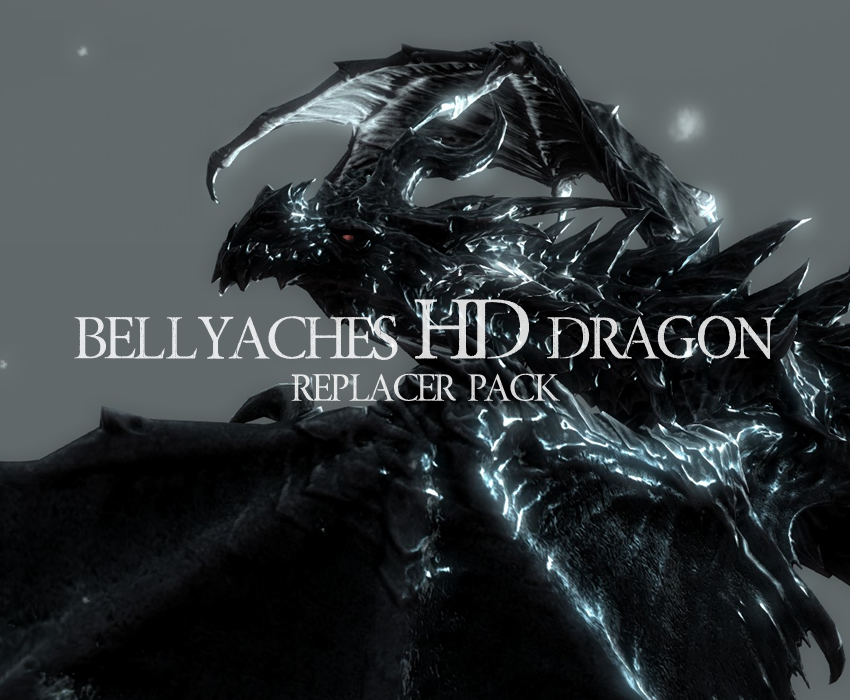 Bellyaches HD Dragon Replacer Pack