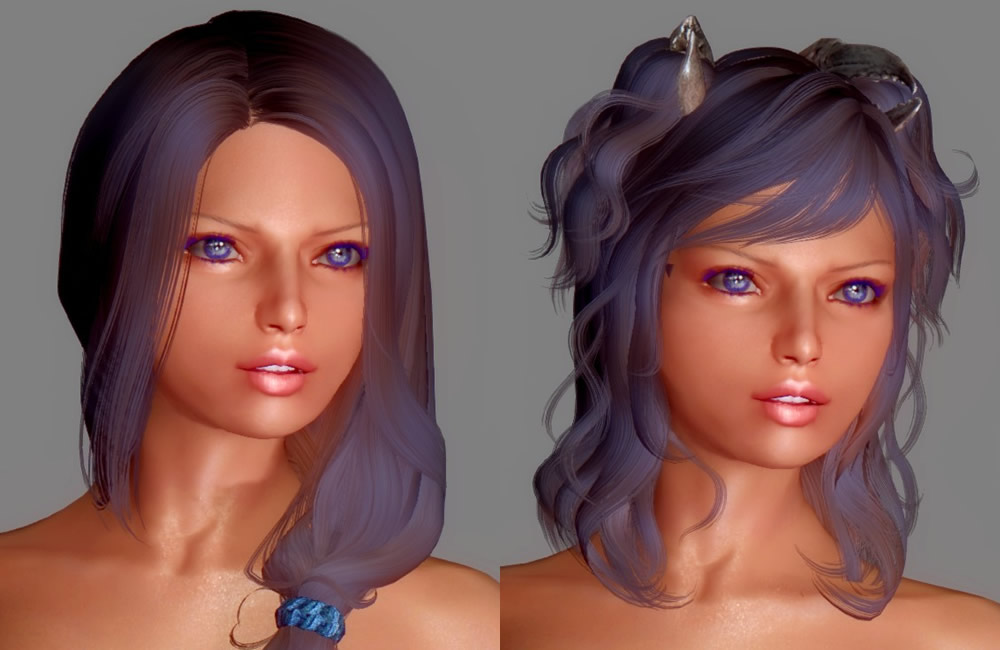 RTS-Hairpack6