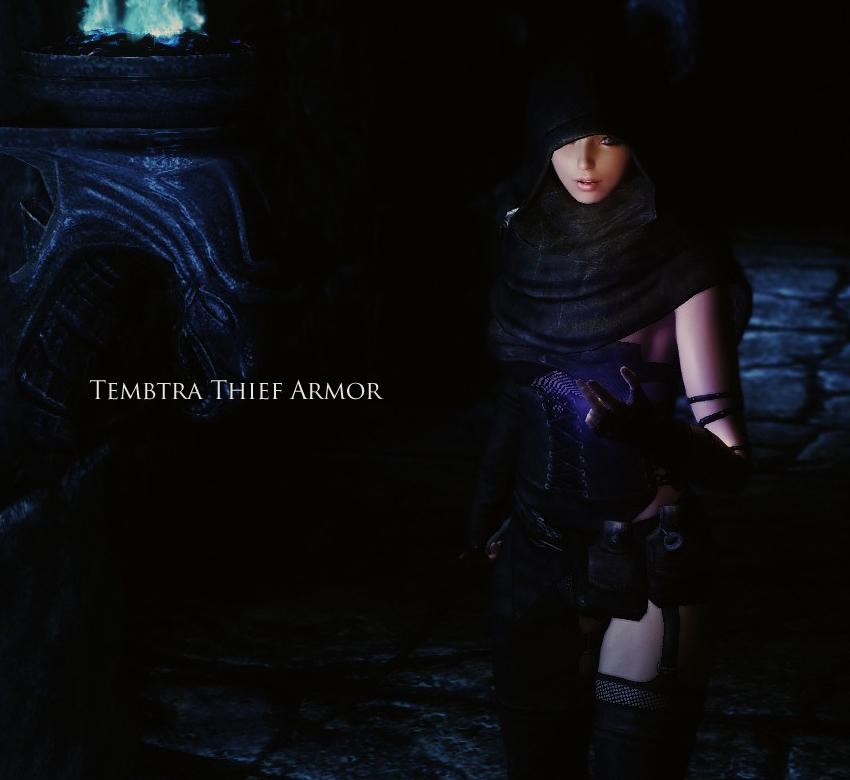 Tembtra Thief Armor UNP – CBBE