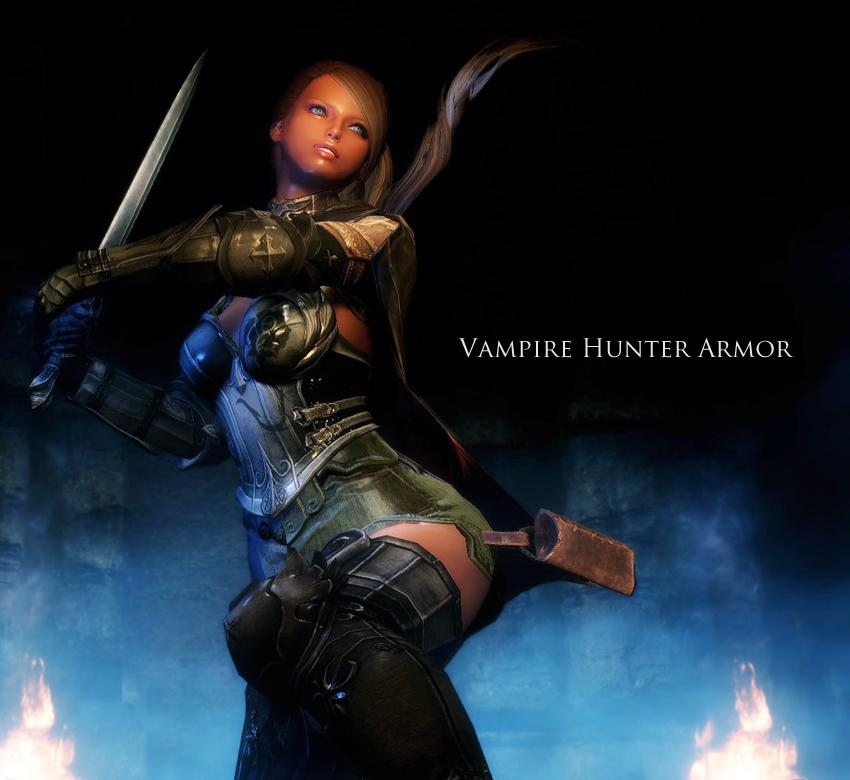Vampire Hunter Armor
