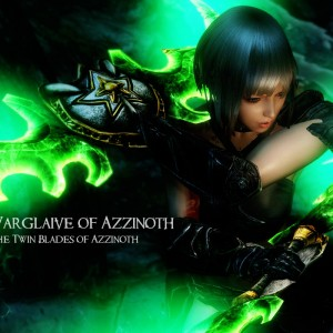 Warglaive of Azzinoth -The Twin Blades of Azzinoth-
