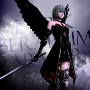 Dark Seraphim Armor – Blade