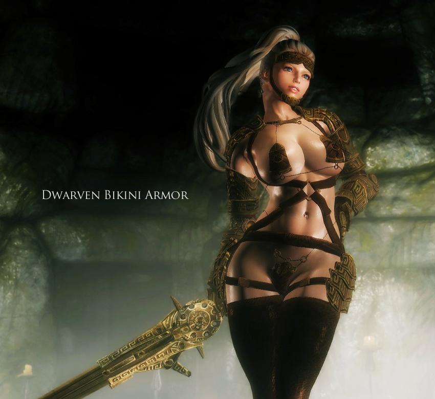 Dwarven Bikini Armor