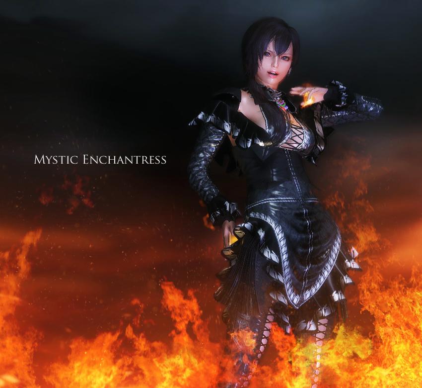 Mystic Enchantress