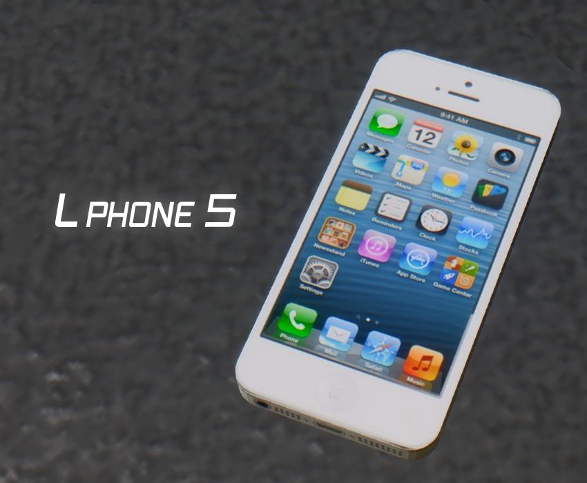 L phone5