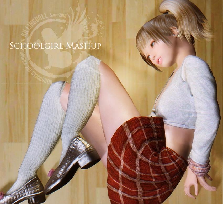 Schoolgirl Mashup