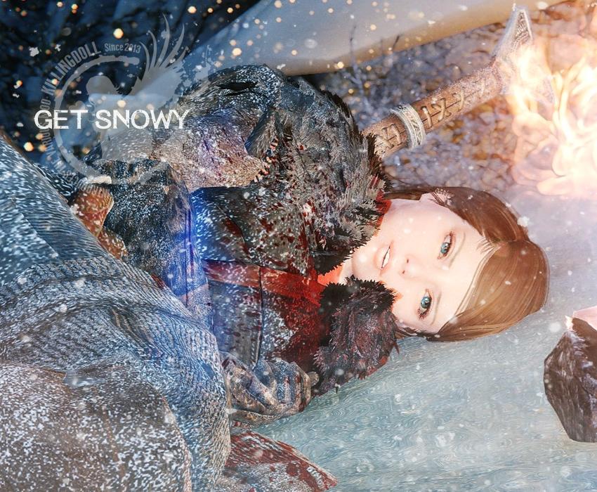 Get Snowy